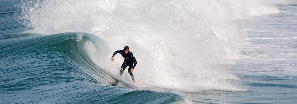 サーフィン Surfing 波乗り