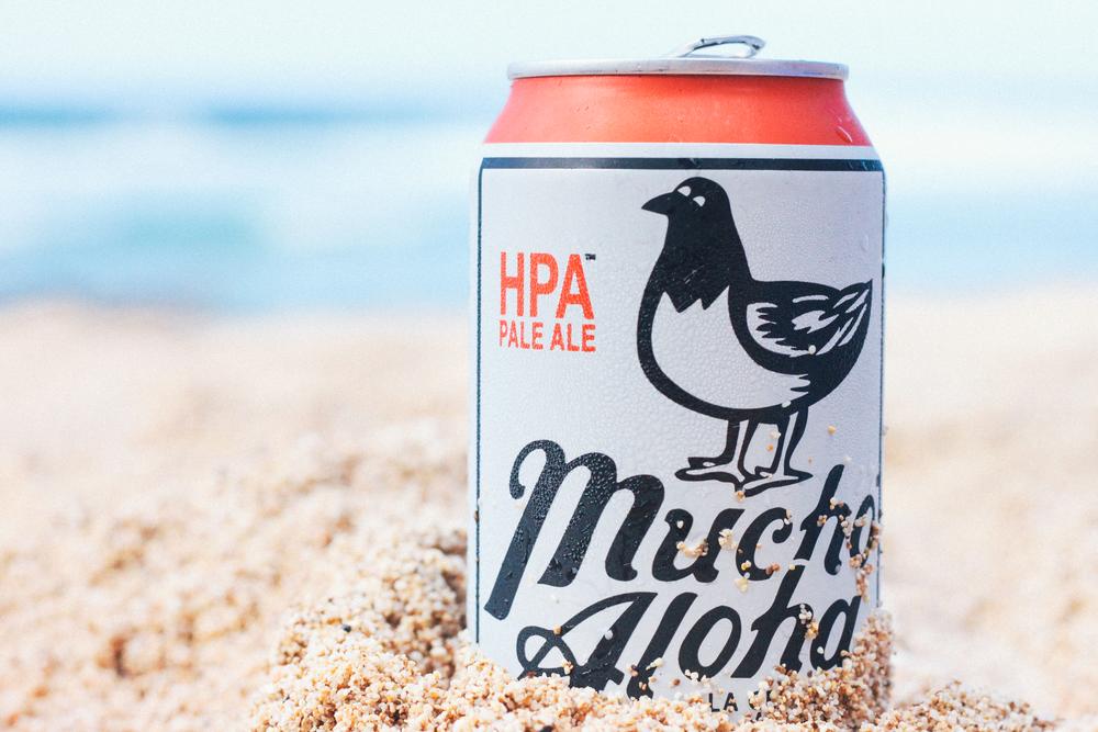 Mucho Aloha ムーチョ・アロハ ビール