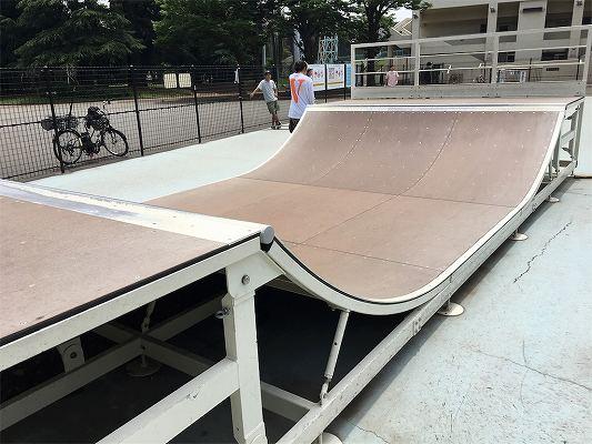 駒沢オリンピック公園 スケートパーク