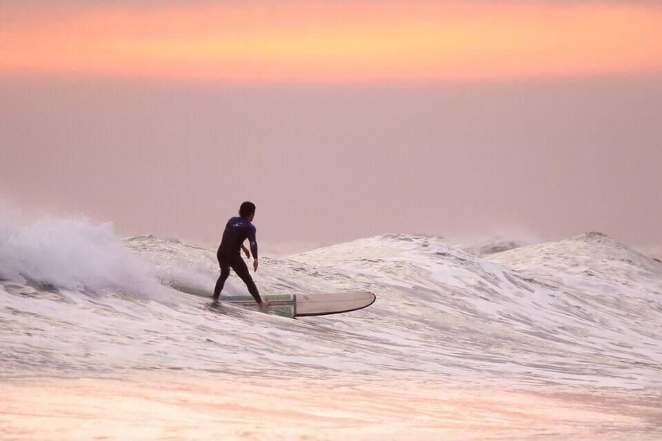 サーフィン 初心者 ロングボード