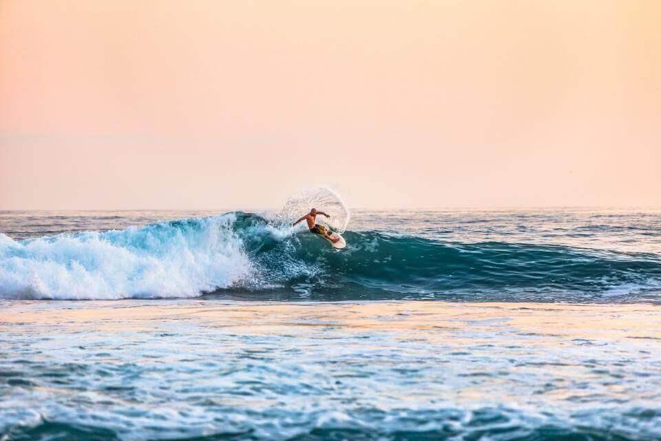 冬 サーフィン 理由