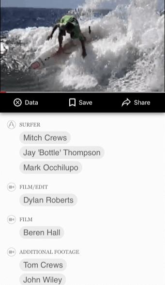 サーフィン無料アプリ NobodySurf 動画