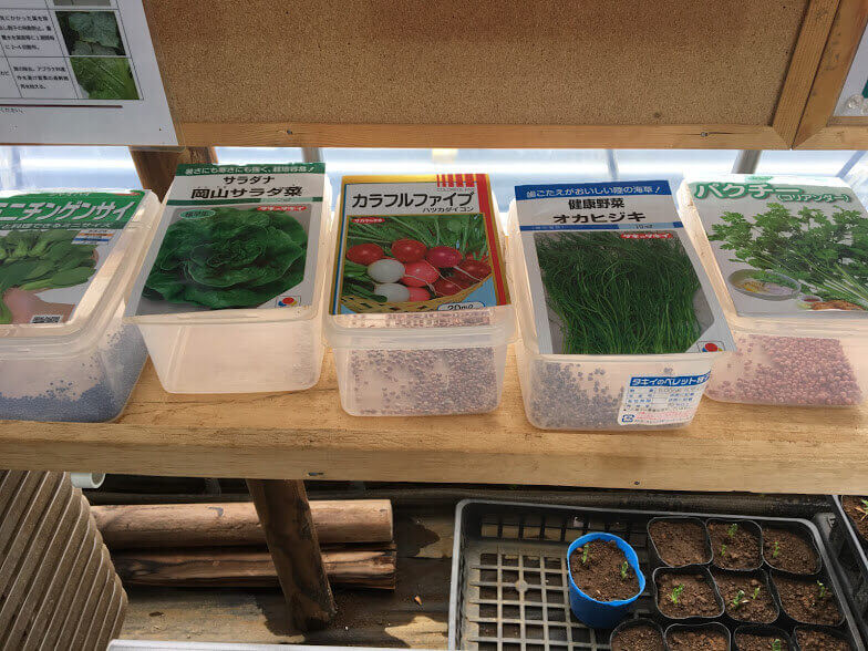 シェア畑 無料見学 家庭菜園 農業体験