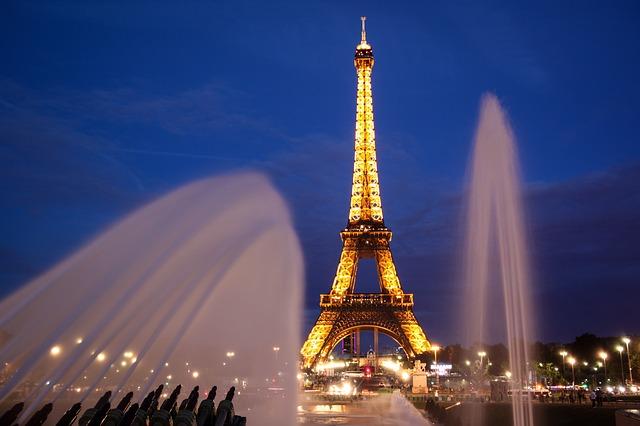 JGC修行を兼ねたフランス、パリへの旅行