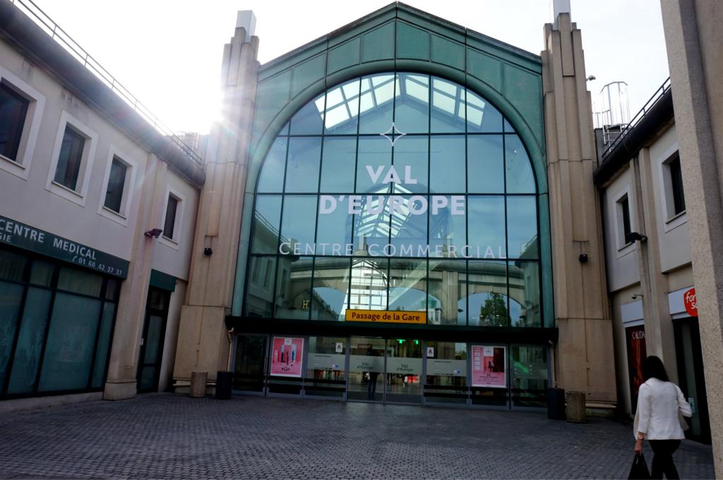 ヴァルデヨーロップ パリ ショッピングモール セール