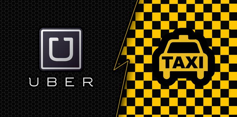 Uberとは