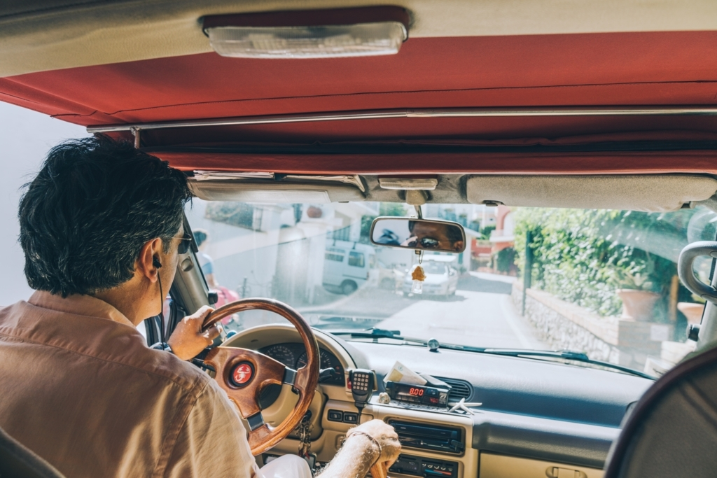 Uberを海外で利用する