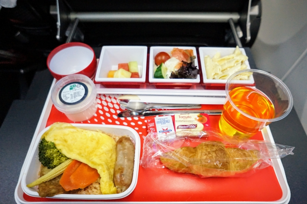 JALメルボルン-成田搭乗記プレミアムエコノミー