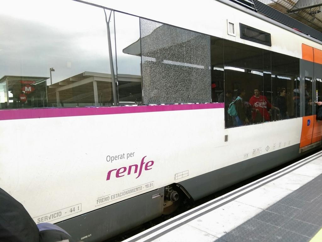 スペイン国鉄鉄道