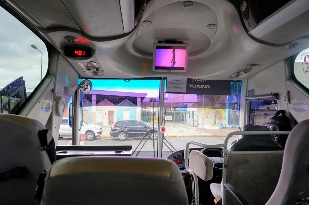 ホテル 送迎バス