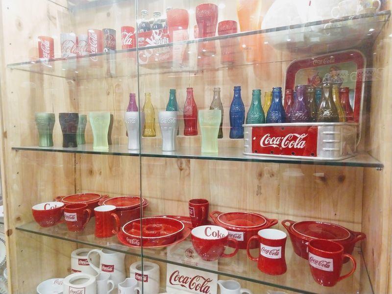 コカコーラ 限定ボトル