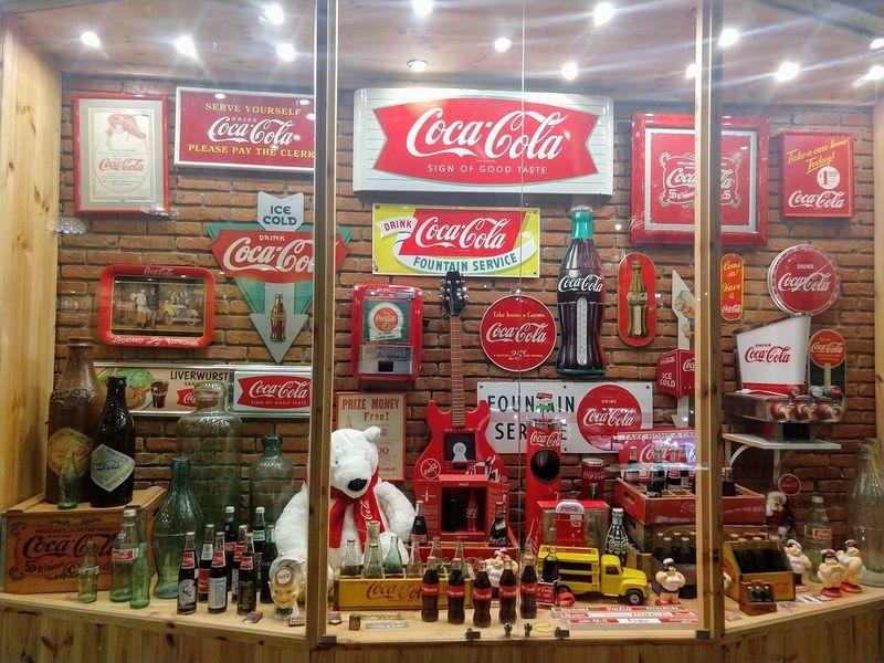 コカコーラ クリスマス サンタ