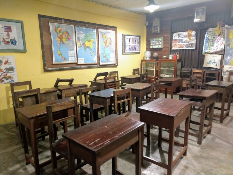 タイ 小学校 中学校