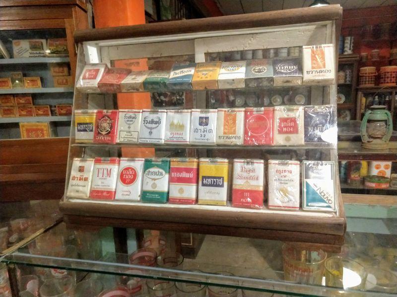 タイ タバコ