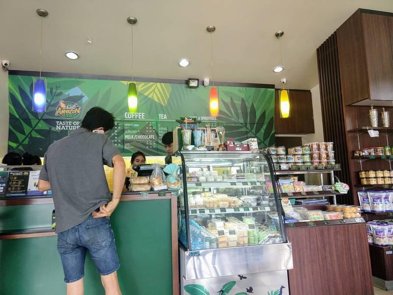 バンコク コーヒー cafe amazon