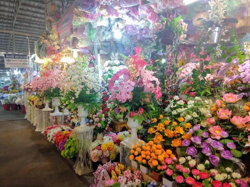 タイ 仏花