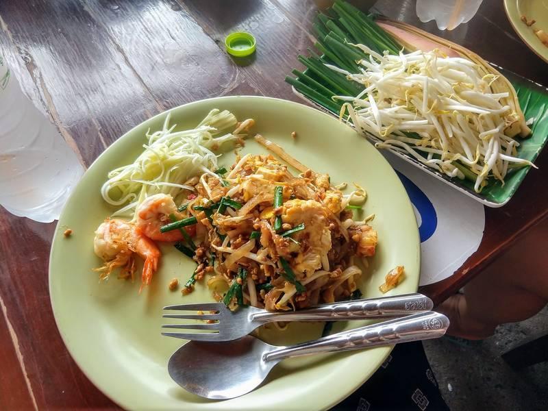 タイ パッタイ 麺