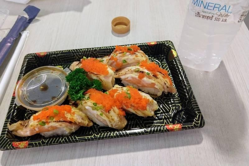 タイ お寿司 日本食