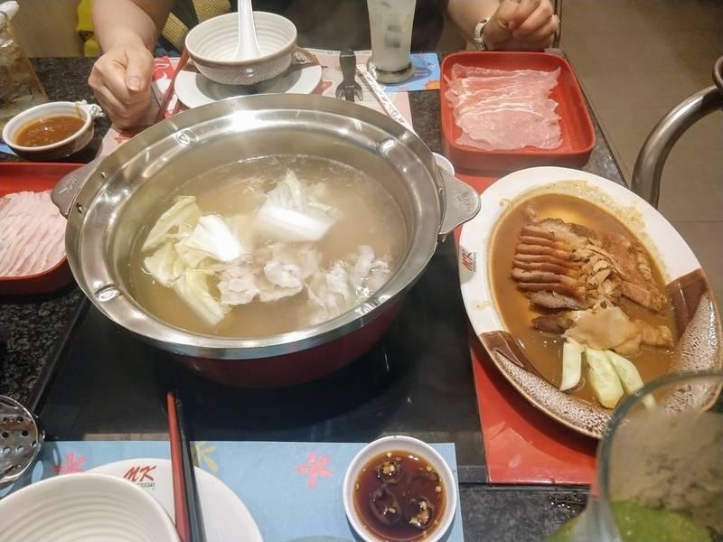 タイスキ 食べ方