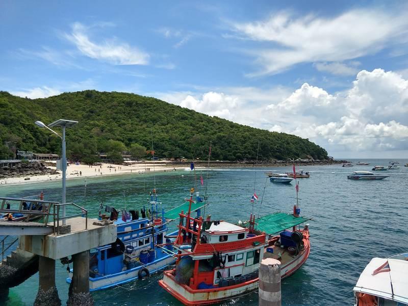 ラン島 ビーチ