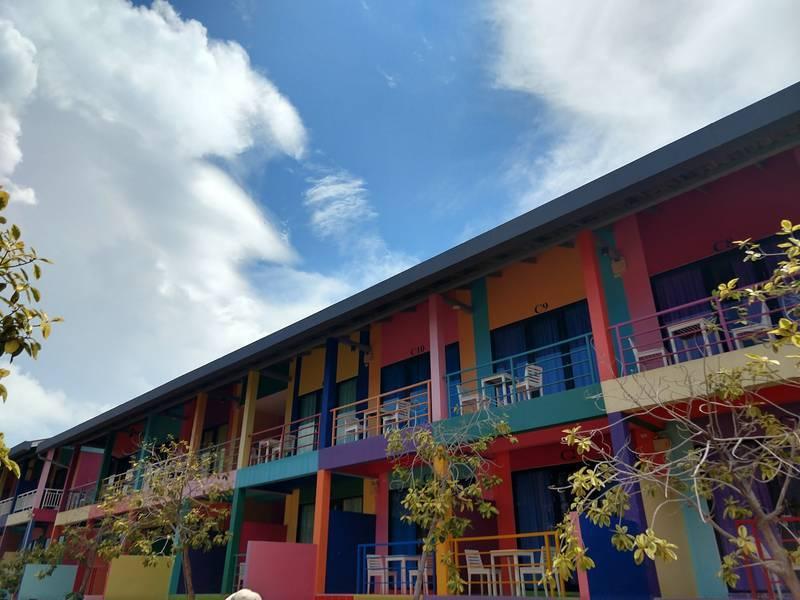 ラン島 ザナドゥビーチリゾート