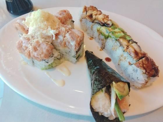 寿司ロール