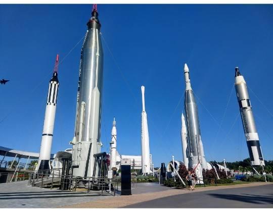ロケット NASA ケネディ