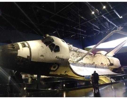 スペースシャトル アトランティス