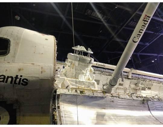 アトランティス NASA