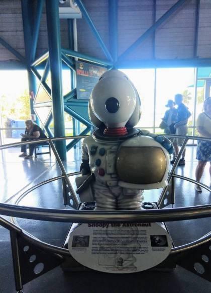 NASA スヌーピー