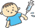 インフルエンザの予防接種は医療機関で!