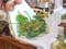摘み草天ぷら盛