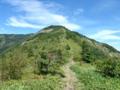 さらに登るともっこり山が