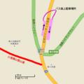 峰の茶屋地図