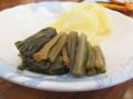 野沢菜など