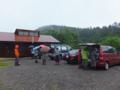 干俣親水公園駐車場