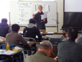 山本茂先生の講義