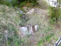 久森トンネル付近