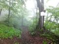 熊野神社の奥