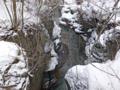 嬬恋村地図にない滝スノーシュー