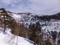 万座温泉から朝日山、ぼうず山スノーシュー