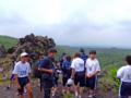 浅間山学習エコツアー
