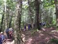 池の平自然学習ハイキング