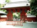 今日の東京大学 赤門