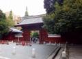 東大 赤門