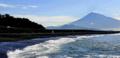 三保松原から望む富士山