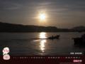 宮城県 朝の気仙沼港