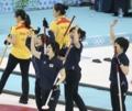 中国破り4勝目