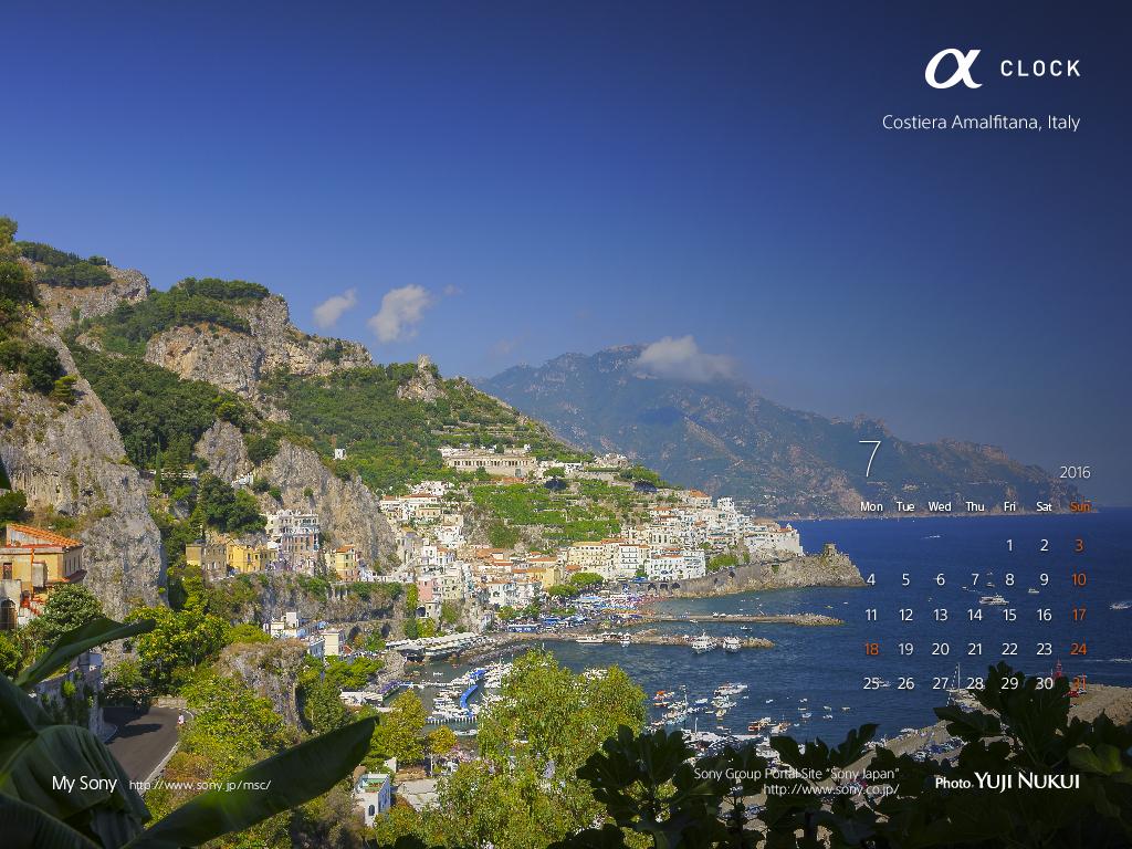 イタリア共和国「アマルフィ海岸」