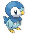 ペンギンポケモン『ポッチャマ』